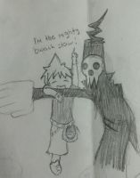 The mighty baby Black*Star ! by Itamichiro