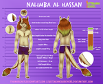 [ NALIMBA ] Reference sheet - EN by IustinianieArchers
