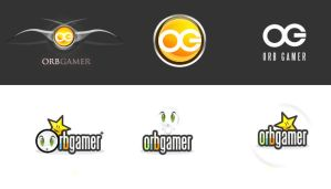 orb gamer logo by blue2x