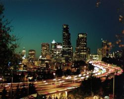 Seattle by acollins973