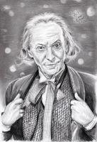 First Doctor by TimeLadyGirlLDC