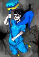 John Egbert: Strife by iveysaur83