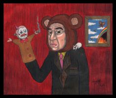 Self Proclaimed Puppeteer by Pascalism
