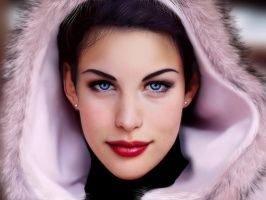 Liv Tyler by doormouse1960