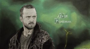 Jesse Pinkman by r0ketman
