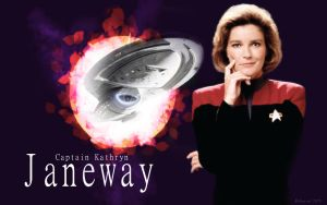 Captain Janeway by Belanna42