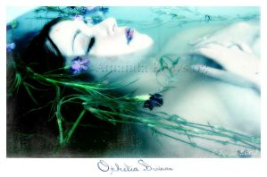 Ophelia Drowns by kittynn