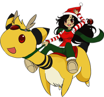 A very Nuzlocke Christmas 2012 by Yamikaisu