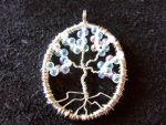 Tear Drop Bead - Tree of Life by ItsAWrap