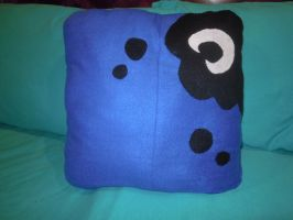 Princess Luna Pillow by GoWaterTribe