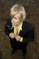 Sanji +Chaptercover 598+ 1 by SanjiroCosplay