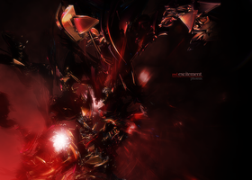 red excitement by coenix
