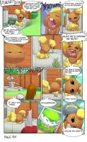 Pokemon Trainer 8 - Page 28 by MasterPloxy