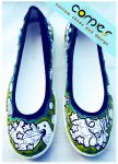 corby monster shoes by JONY-CAKEP