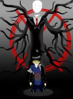 Taken over by Slenderman by DSakanumbuh419
