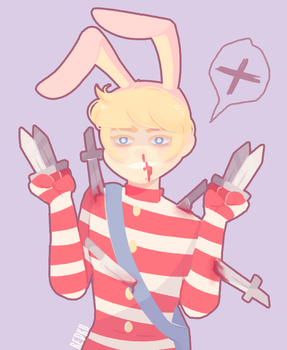.:PC:. Popee (+Speedpaint) by Redku