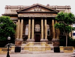 County Sessions House by gilraenaarefu