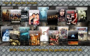 DVD Case v1 collection part 08 by gandiusz