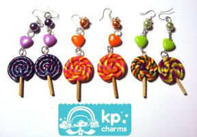 cutie earrings 3 by KPcharms