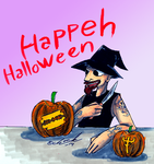 Happeh Halloween by the-ChooK