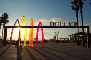 Imperial Beach by fotophile
