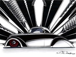 36 Ford by PinstripeChris