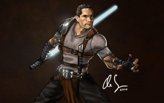 Starkiller Unleashed by osx-mkx