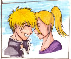 Blondes Should Stick Together by valdrianth