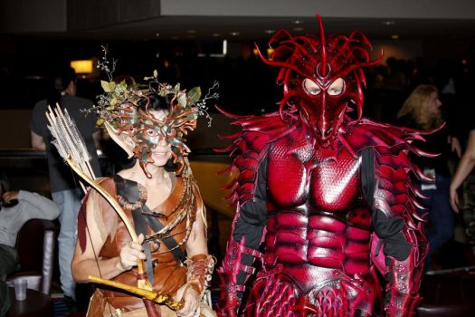 DC2010 - Awesome Armor by SchroTN