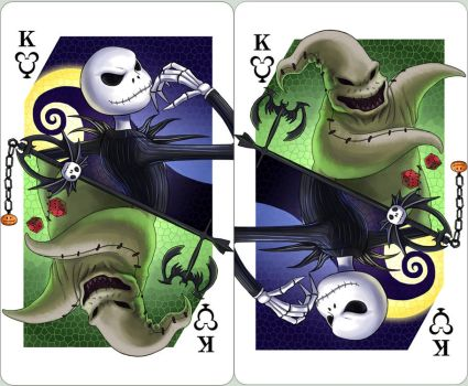 KH: King of Clubs by Risachantag