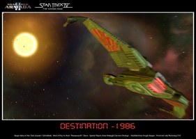 Destination - 1986 by DavidAkerson