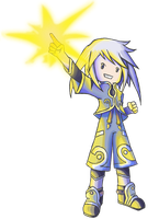 ToS: Genis Sage by Washu-Dark-Ira