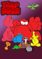 Trap Door Coloured by qwertypictures