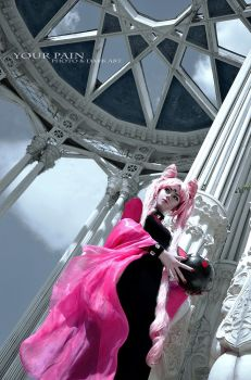 Chibiusa Black Lady by Your-Pain