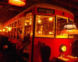 Seattle: Old Spaghetti Factory by Photos-By-Michelle