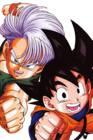 Goten_and_Trunks Render_png by ValerieSun