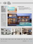 estate agency website by foxm13