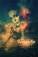 The seaside by karmagraphics