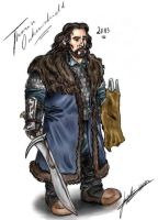 Thorin Oakenshield by Oznerol-1516