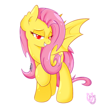 flutterbat by shadowhulk