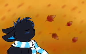 Fall Is In The Air~ by SkyBlue2013