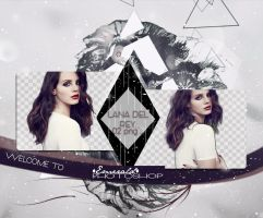 Pack Png 7 // Lana Del Rey by EmeraldPhotoshopOffy