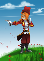 MadHatter red suit_New BG by pink-ninja