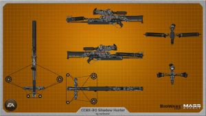 CCBX-30 Shadow Hunter Compound Crossbow by rex3cutor