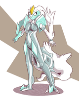 Kyurem suited