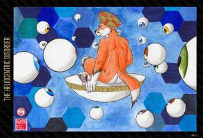 The Heliocentric Disorder by HweiChow