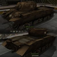 T20 GDI medium tank by Arsaneus