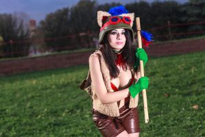 [League of Legends] Teemo (Original Sexy version) by rinoafatali