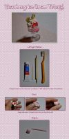 Ice Cream Scoop Tutorial by CraftersBoutique