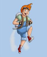 The Jet Pack by Teh-Scotty